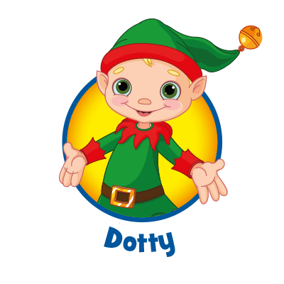 Dotty the Christmas Elf