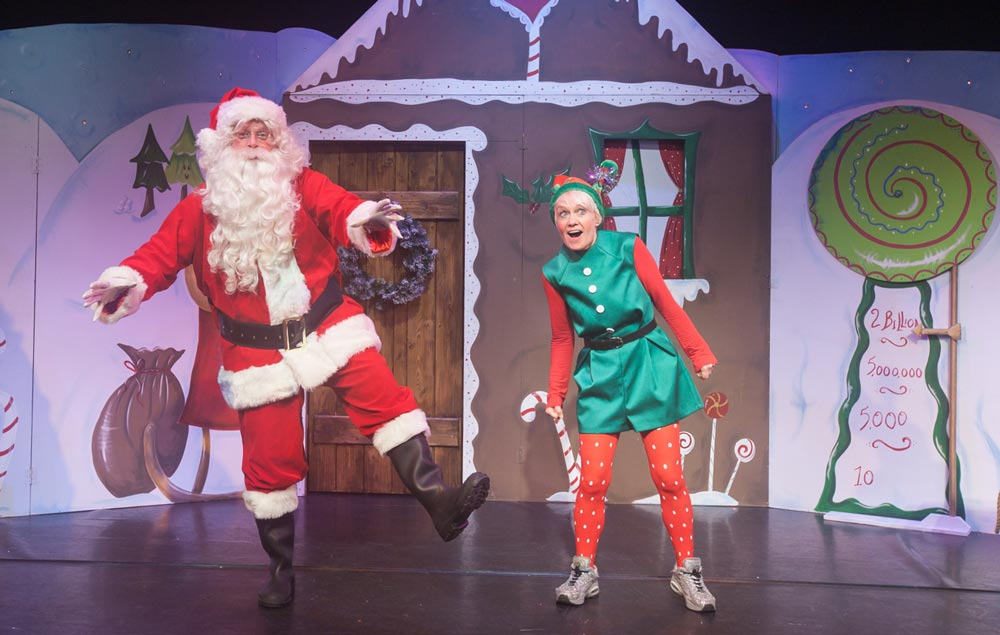 The Santa Show - Dotty and Santa