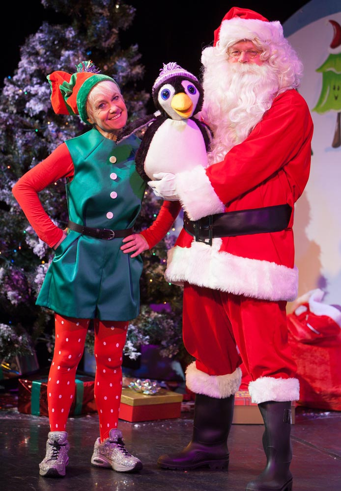 The Santa Show - Dotty, Santa and Pompom
