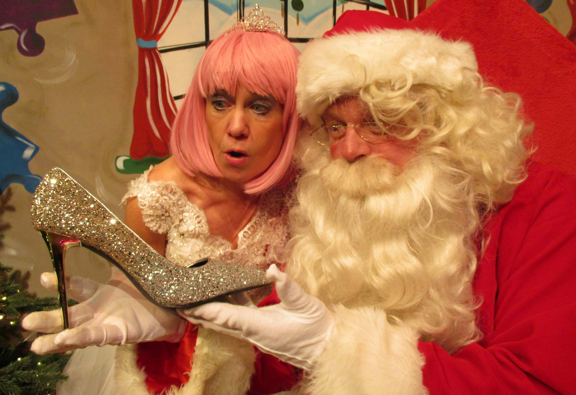 The Santa Shows - Fairy Twinkle and Santa