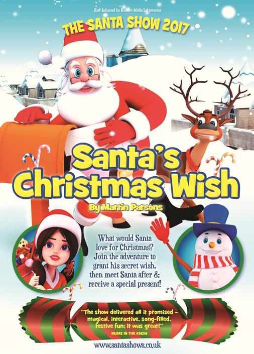 Santa's Christmas Wish
