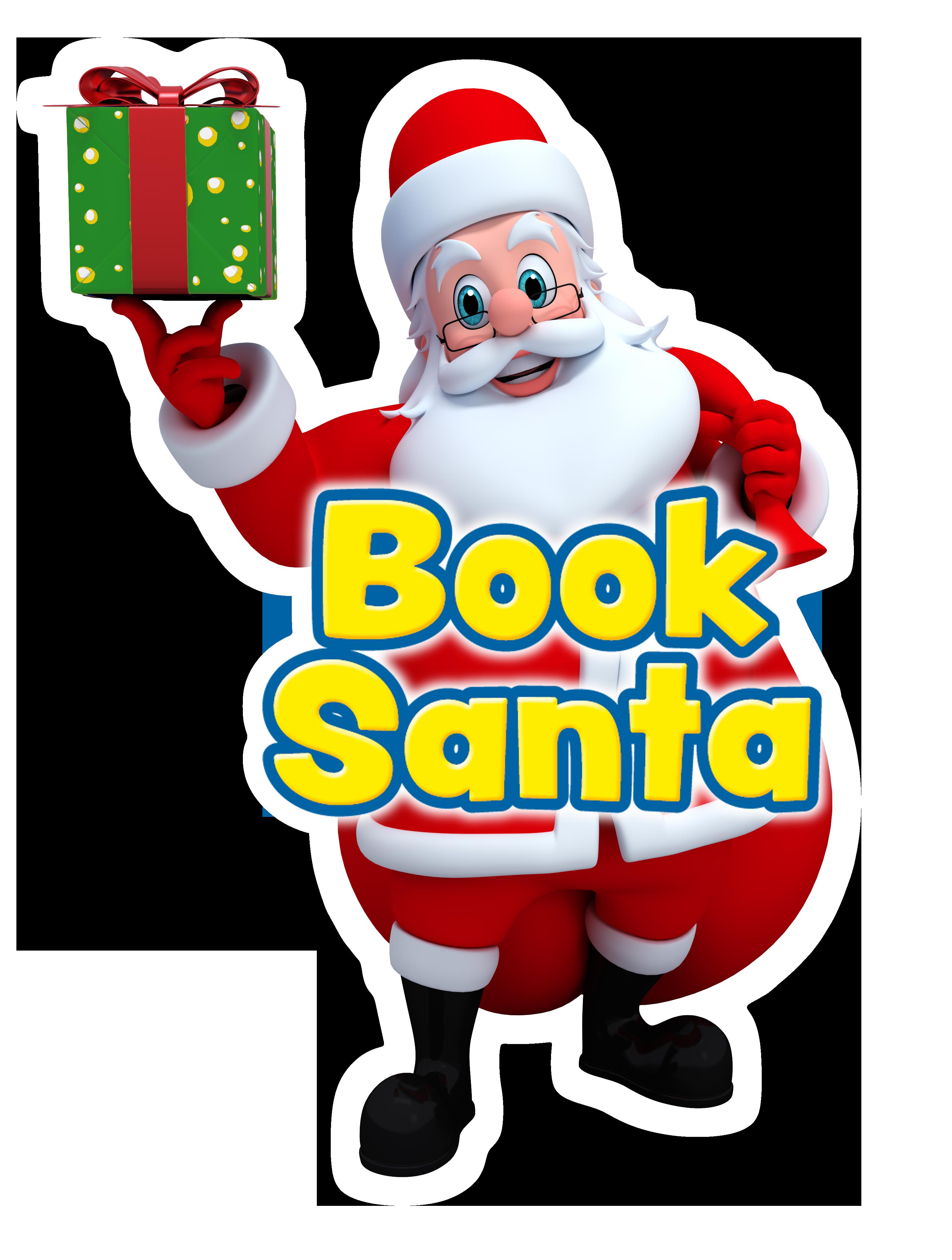 Book Santa